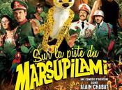 PISTE MARSUPILAMI, film d'Alain CHABAT