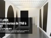 Dessins muraux LeWitt centre pompidou Metz