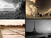 Venez découvrir galerie photos Noir Blanc Sépia