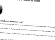 Apple 'Flashback Malware Removal Tool' disposition