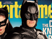 Dark Knight Rises Nouvelles photos Batman Catwoman