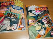 derniers Achats Naruto édition Collector Tome