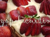 Fraises, Pistaches, Vanille... Eclat Gourmandise, Joyeux Anniversaire Nana!