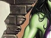 Miss Hulk interprétée Eliza Dushku