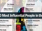 personnalités plus influentes selon Forbes...
