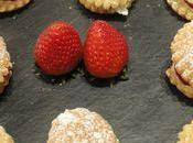 Petites gourmandises fraises