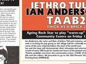 Jethro Tull's Anderson Thick Brick