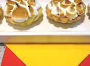 Tartelettes framboises-citron