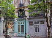 Balade fleurie dans quartier Montorgueil (Paris)