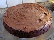 Gâteau chocolat SANS GLUTEN, sans lait oeufs