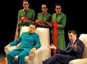 ❛Opéra Vidéo❜ John Adams 1947) revient Théâtre Châtelet Nixon China... tribulations d'un Américain Chine