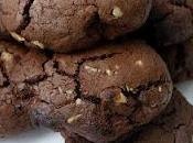Cookies chocolat-praliné-noisette