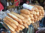 Thaïlande. Vendeurs rues