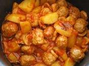 Goulash boulettes viande cuisiné Délicook