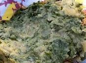 recette Cake épinards cresson fenouil
