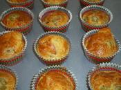 Mini cakes olives Jambon