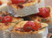 partager entre amis week foccacia super moelleuse tomates
