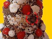 Forêt noire pralinée mini wonder cake