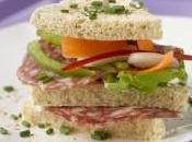 Petit sandwich rosette Sophie Lattron