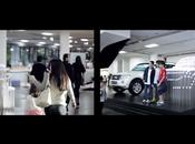 Mitsubishi Pajero lumineux