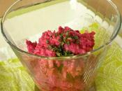 Coleslaw tout rose