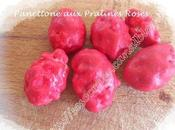 Panettone pralines roses
