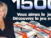 Concours Money Drop ligne, gagnez 1500 euros voiture