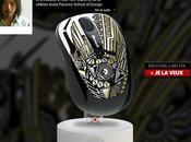 nouveaux modèles Artist Edition pour souris Microsoft Wireless Mobile Mouse 3500