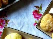 Cookies craquelés citron coco