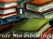 **Challenge vide bibliothèque deuxième édition**