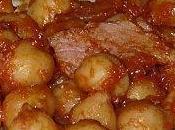 Pois chiche catalane (recette légère)