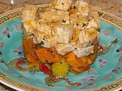 Tajine Tofu patate douce