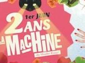 GONJASUFI Machine Moulin Rouge Vive fête Scratch Massive Cosmo Vitelli Loodboy Vendredi Juin