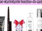 chouchous beauté Nars, Laura Mercier, Cosmétiques Design Paris, D-Lab, Esthederm