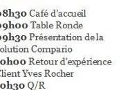 Prochains Cafés E-Commerce avec Yves Rocher Decathlon, juin prochains