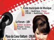 Fête musique Vauréal 2012