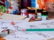 illustrations jeunesse l'aquarelle
