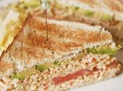 Club Sandwich Râpé Coraya