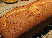Cake orange vanille farine châtaigne