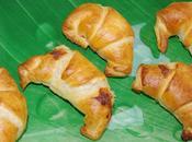 Croissants béchamel