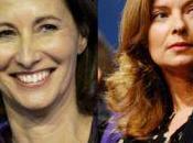 Valérie Trierweiler soutient l'adversaire Ségolène Royal Twitter