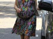Sienna Miler fashion enceinte
