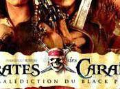 Pirates Caraïbes: Malédiction Black Pearl