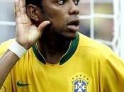 Mercato Malaga veut Robinho