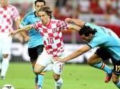 Résumé video Croatie Espagne Euro 2012