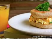 Muffin Anglais Oeufs BrOuillés