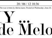 made Melonade!