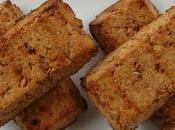 mini-cakes céréales pomme chocolat