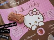 Accessoires Hello kitty pour chiens, culottes, gamelles, biscuits ramasse-crottes