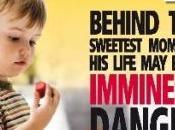 L'ALLERGIE ALIMENTAIRE peut mettre l'enfant danger EAACI